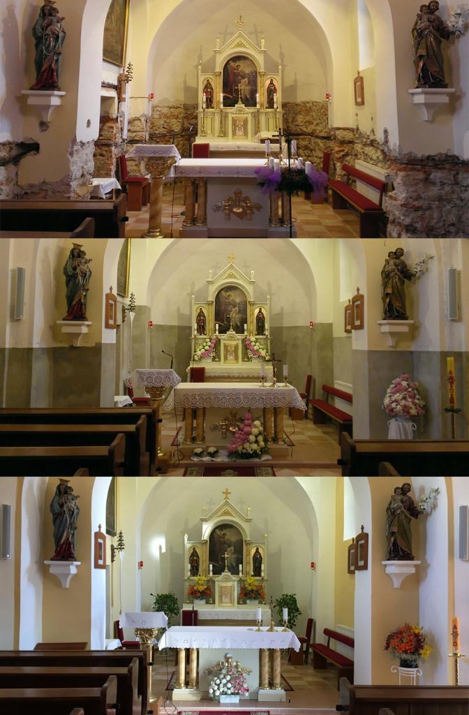 kostol Letničie